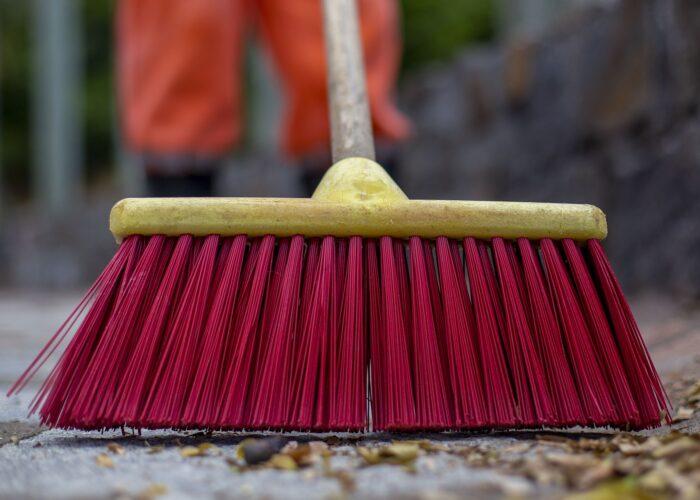 Quanta polvere sotto al tappeto?